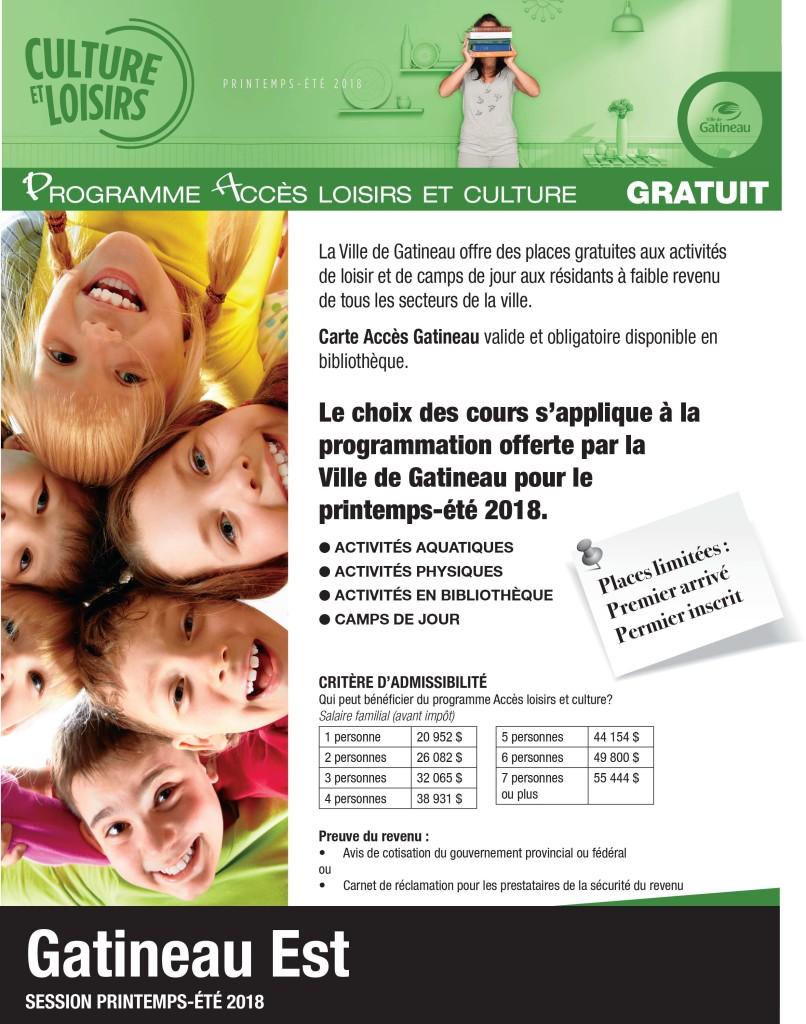 LSD_FA_Acces Loisirs_P-É-18 Gatineau-Est-1